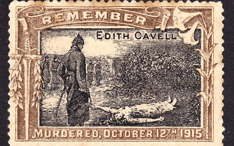 Edith Cavell Memorial