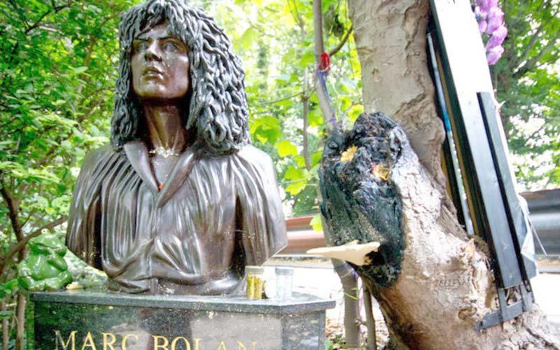 Marc Bolan's Rock Shrine