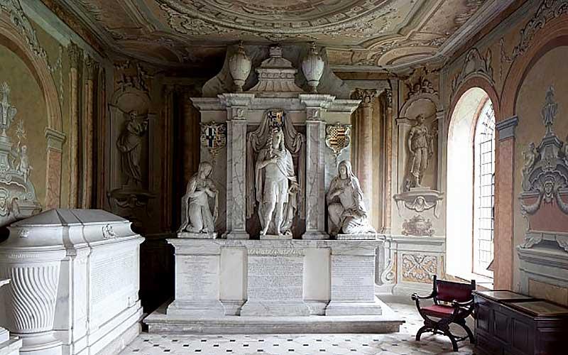 Chandos Mausoleum