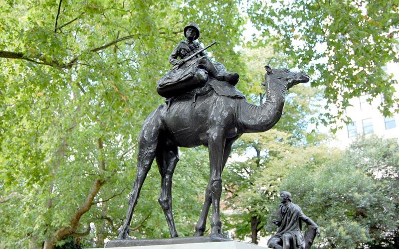 Imperial Camel Corps Memorial