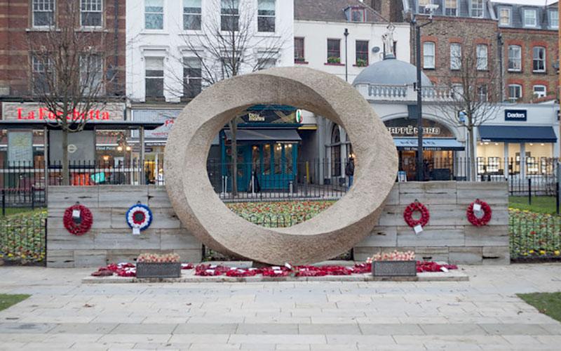 Islington Green War Memorial
