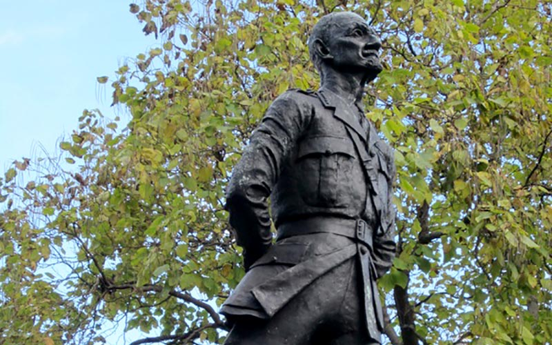 Field Marshal Jan Smuts