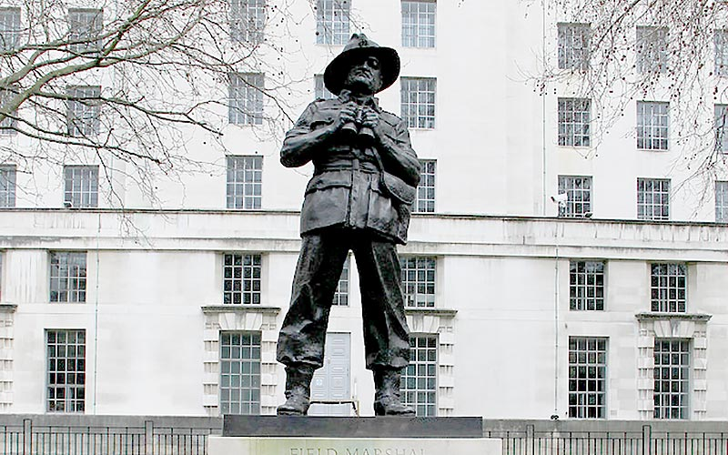 Field Marshal The Viscount Slim