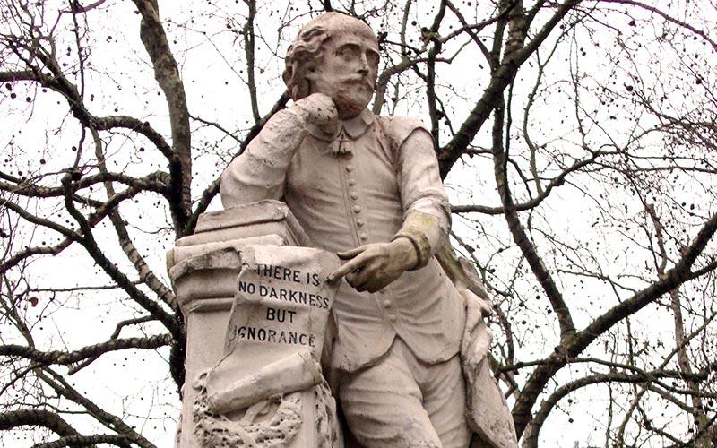 William Shakespeare Fountain